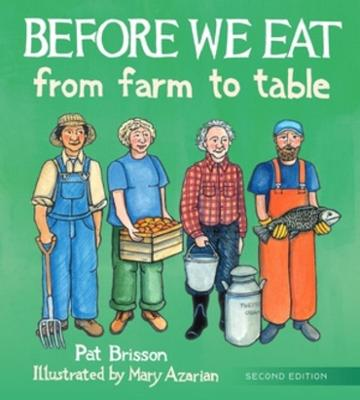 Before We Eat 2e by Pat Brisson