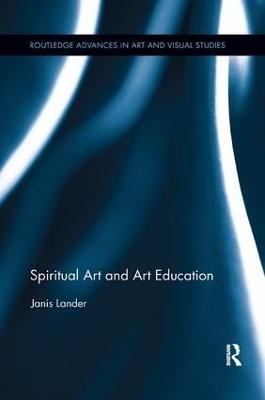 Spiritual Art and Art Education book