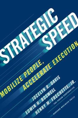 Strategic Speed by Jocelyn Davis