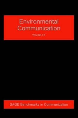 Environmental Communication by Robert Cox
