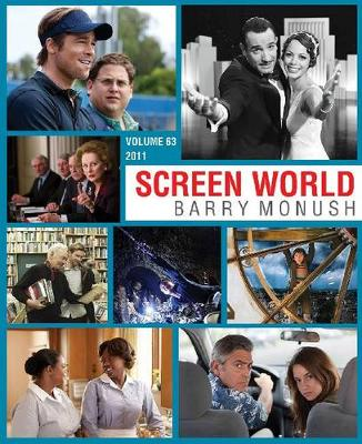 Screen World  Volume 63 by Barry Monush