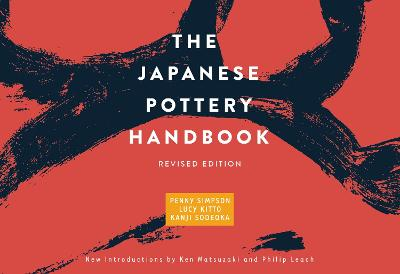 Japanese Pottery Handbook by Penny Simpson