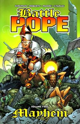 Battle Pope by Tony Moore
