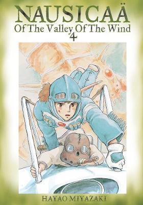Nausicaa of the Valley of the Wind, Vol. 4 by Hayao Miyazaki