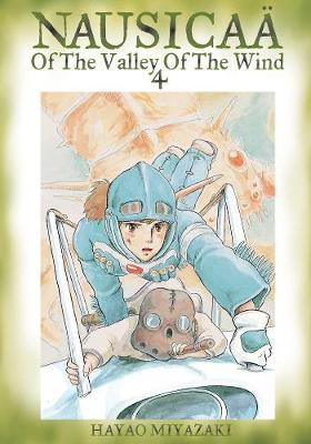 Nausicaa of the Valley of the Wind, Vol. 4 by Hayao Miyazaki