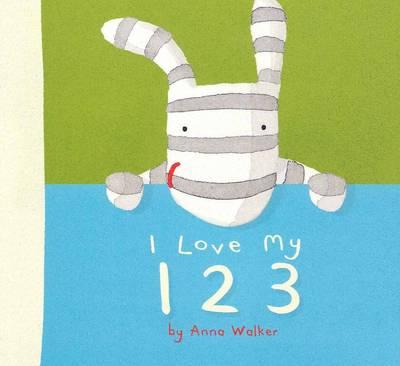 I Love My 123 book