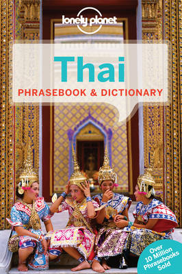Lonely Planet Thai Phrasebook & Dictionary by Bruce Evans
