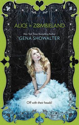 ALICE IN ZOMBIELAND book
