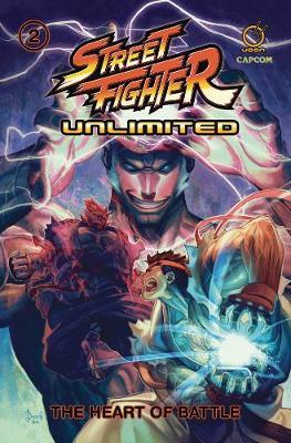 Street Fighter Unlimited Vol.2 TP by Ken Siu-Chong