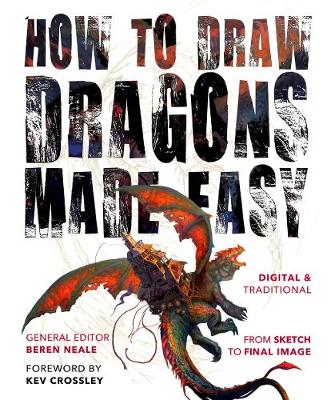 How to Draw Dragons Made Easy by Flame Tree