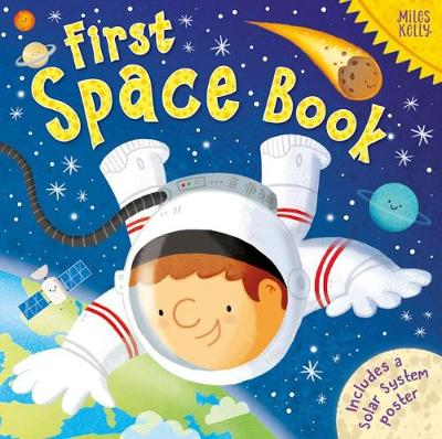 First Space Book by Clive Gifford