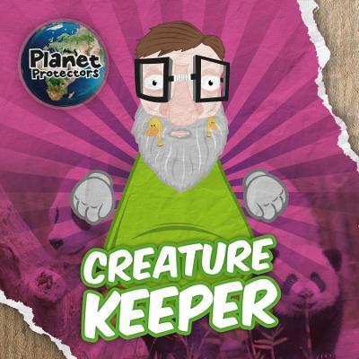 Creature Keeper book