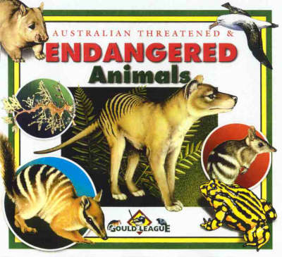 Australian Threatened and Endangered Species book