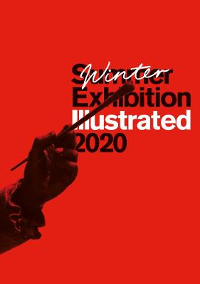 Summer Exhibition Illustrated 2020 book
