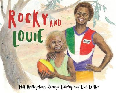 Rocky and Louie book