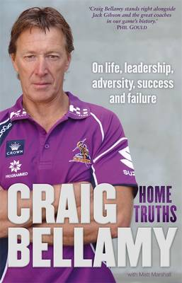 Home Truths by Craig Bellamy
