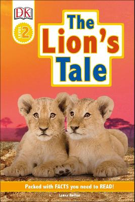 The Lion's Tale book