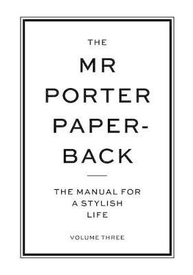 Mr Porter Paperback Vol.3 book