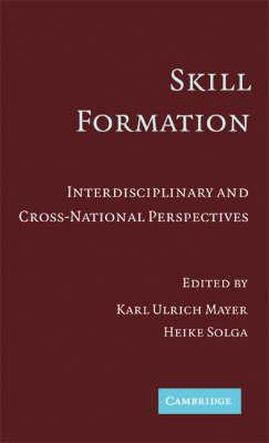 Skill Formation book