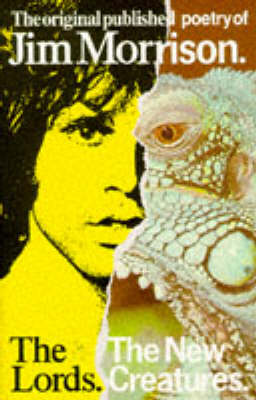 Jim Morrison by Jim Morrison