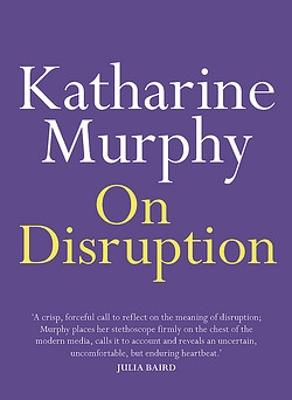 On Disruption book