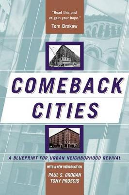 Comeback Cities book