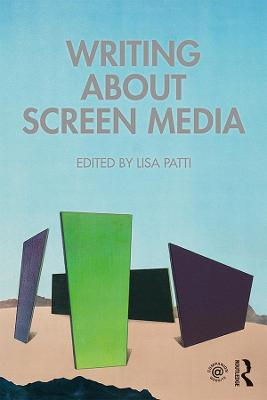 Writing About Screen Media book
