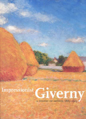 Impressionist Giverny by Katherine M. Bourguignon