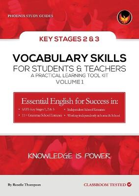 Vocabulary Skills for Students & Teachers: A Practical Learning Toolkit by Roselle Thompson
