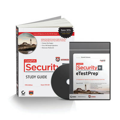 CompTIA Security+ Total Test Prep: A Comprehensive Approach to the CompTIA Security+ Certification by Emmett Dulaney