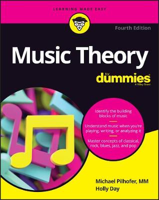 Music Theory for Dummies: 4th Edition book