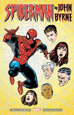 Spider-man By John Byrne Omnibus by John Byrne