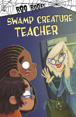 Swamp Creature Teacher by John Sazaklis