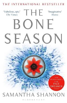 Bone Season by Samantha Shannon