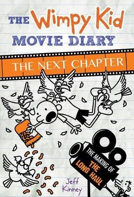 Wimpy Kid Movie Diary book