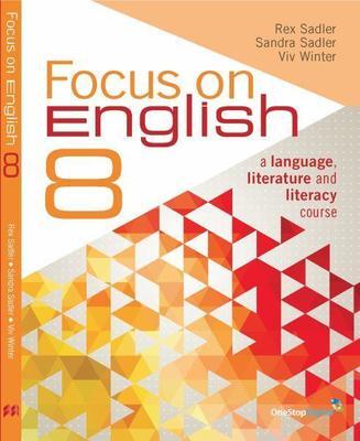 Focus on English 8 Teacher Book by Winter Viv
