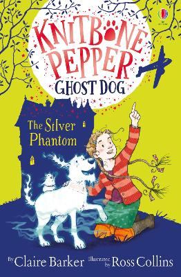 The Silver Phantom by Claire Barker
