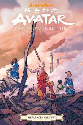 Avatar: The Last Airbender - Imbalance Part 2 by Faith Erin Hicks