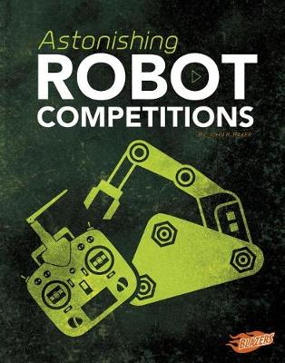 Astonishing Robot Competitions book