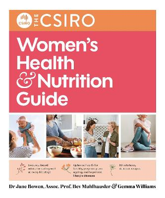 The CSIRO Women's Health and Nutrition Guide book