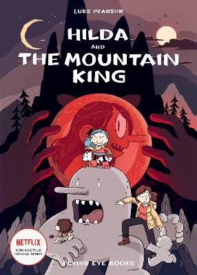 Hilda and the Mountain King book