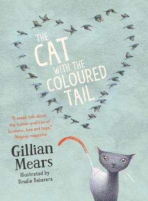 Cat with the Coloured Tail book