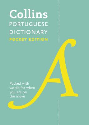 Collins Portuguese Dictionary Pocket edition by Collins Dictionaries