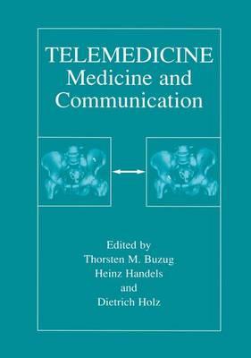 Telemedicine by Thorsten M. Buzug