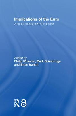 Implications of the Euro by Mark Baimbridge