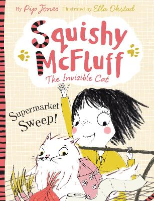 Squishy McFluff: Supermarket Sweep! book