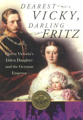 Dearest Vicky, Darling Fritz book