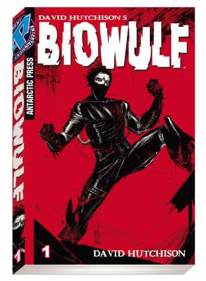 Biowulf Pocket Manga by David Hutchison