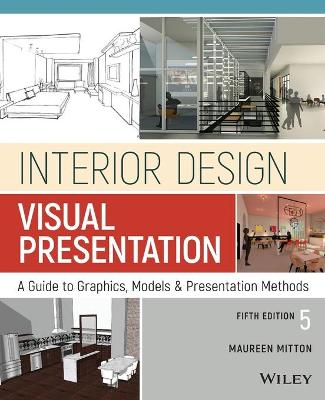 Interior Design Visual Presentation book