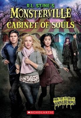 Cabinet of Souls by Jo Ann Ferguson